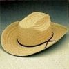 Straw Western Cowboy Hat